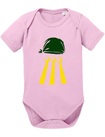 Zoro Hat One Baby White Proverbs Luffy Piece Romper Beard Organic Cotton Bodysuit Boys & Girls 0-12 – Bild 3