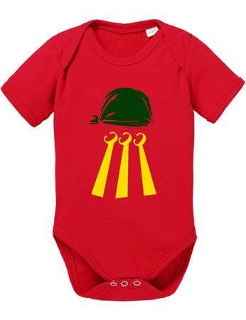 Zoro Hat One Baby White Proverbs Luffy Piece Romper Beard Organic Cotton Bodysuit Boys & Girls 0-12 – Bild 4