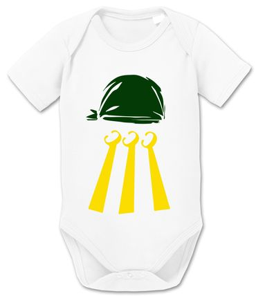 Zoro Hat One Baby White Proverbs Luffy Piece Romper Beard Organic Cotton Bodysuit Boys & Girls 0-12 – Bild 8