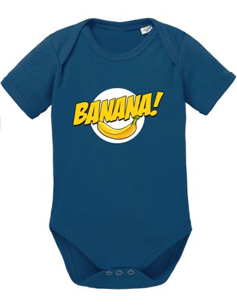 Banazinga Big Baby Sheldon Proverbs Bang Romper Organic Cotton Theory Bodysuit Boys & Girls 0-12 – Bild 5