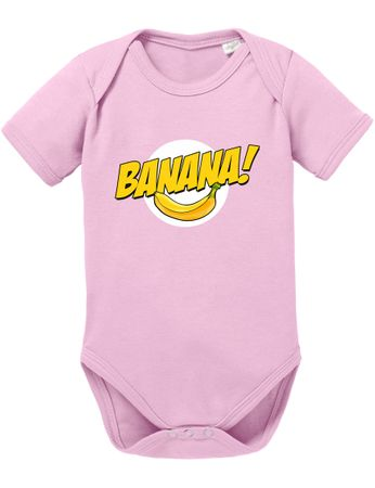 Banazinga Big Baby Sheldon Proverbs Bang Romper Organic Cotton Theory Bodysuit Boys & Girls 0-12 – Bild 6