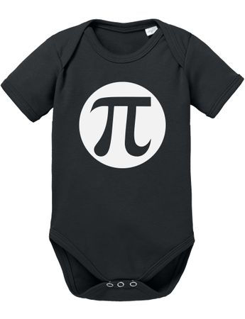 PI Big Baby Sheldon Proverbs Bang Romper Organic Cotton Theory Bodysuit Boys & Girls 0-12 – Bild 2