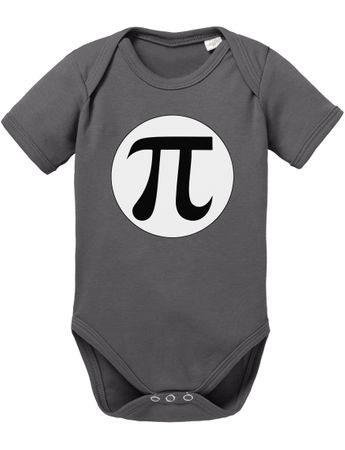 PI Big Baby Sheldon Proverbs Bang Romper Organic Cotton Theory Bodysuit Boys & Girls 0-12 – Bild 5