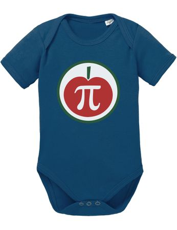 PI Apple Big Baby Sheldon Proverbs Bang Romper Organic Cotton Theory Bodysuit Boys & Girls 0-12 – Bild 3