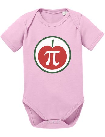PI Apple Big Baby Sheldon Proverbs Bang Romper Organic Cotton Theory Bodysuit Boys & Girls 0-12 – Bild 7