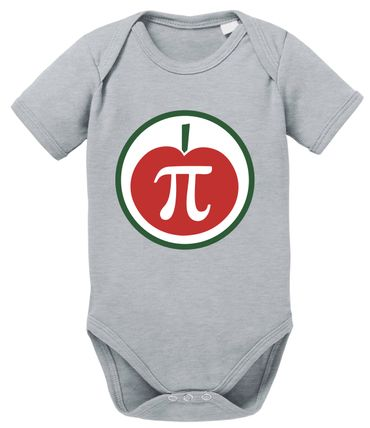 PI Apple Big Baby Sheldon Proverbs Bang Romper Organic Cotton Theory Bodysuit Boys & Girls 0-12 – Bild 9