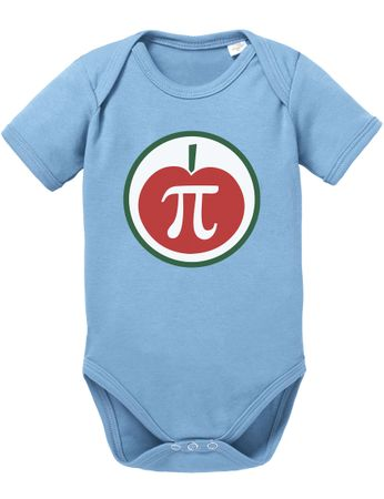 PI Apple Big Baby Sheldon Proverbs Bang Romper Organic Cotton Theory Bodysuit Boys & Girls 0-12 – Bild 4