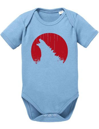 Godzila Roar Baby Proverbs Romper Organic Cotton Bodysuit Boys & Girls 0-12 Tv Serie – Bild 6