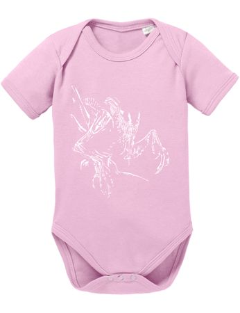 Xeno Men In Baby Proverbs Black Romper Organic MIB Cotton Bodysuit Boys & Girls 0-12 – Bild 4