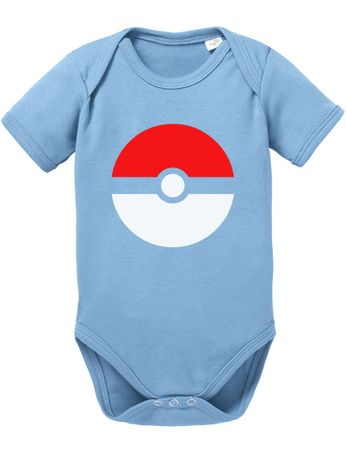 Poke Baby Proverbs Poké Romper Star Organic Ball Cotton Bodysuit Boys & Girls 0-12 – Bild 6