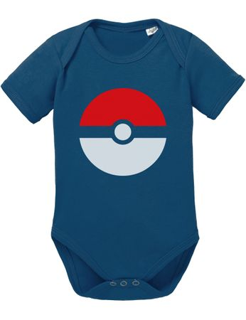 Poke Baby Proverbs Poké Romper Star Organic Ball Cotton Bodysuit Boys & Girls 0-12 – Bild 3
