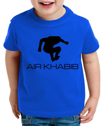 Air Khabib Kids T-Shirt Cool MMA Fun Shirt – Bild 5