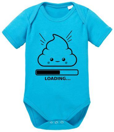 Loading - Geschenk für Neugeborene Jungen Baby Kurzarm Body Strampler Bio Baumwolle 0-12 Monate – Bild 5