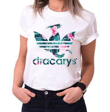 Dracarys Aurora - T-Shirt Damen Targaryen  thrones game of stark lannister baratheon Daenerys khaleesi tv blu-ray dvd