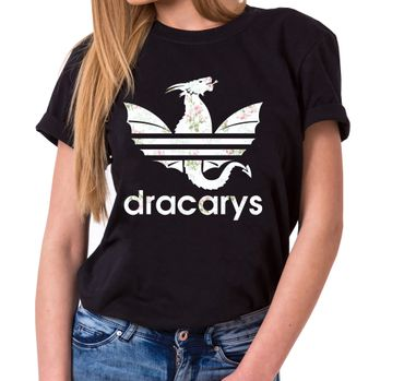 Dracarys Elia - T-Shirt Damen Targaryen  thrones game of stark lannister baratheon Daenerys khaleesi tv blu-ray dvd