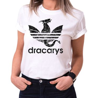 Dracarys Vero - T-Shirt Damen Targaryen  thrones game of stark lannister baratheon Daenerys khaleesi tv blu-ray dvd