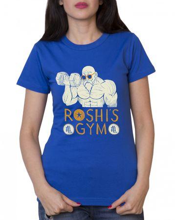 Roshis Gym Women's T-Shirt – Bild 2