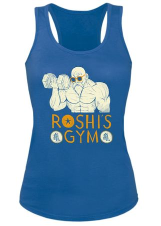 Roshis Gym Damen Tank Top – Bild 3