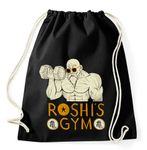 Roshi Gym Bag Turnbeutel 001