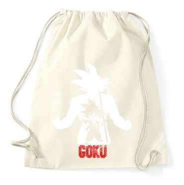 Over Goku Gym Bag Turnbeutel – Bild 3