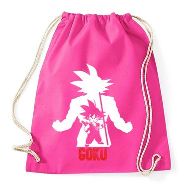 Over Goku Gym Bag Turnbeutel – Bild 4