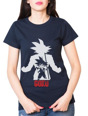 Over Goku Women's T-Shirt