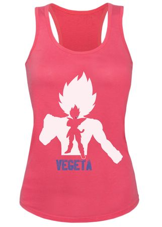 Over Vegeta Damen Tank Top – Bild 1