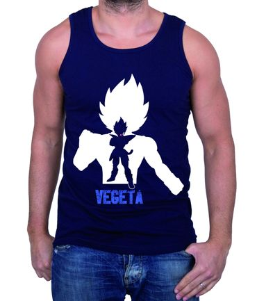Over Vegeta Men's Tank Top