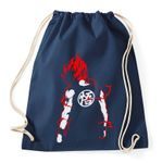 Super Saiyajin Gym Bag Turnbeutel 001