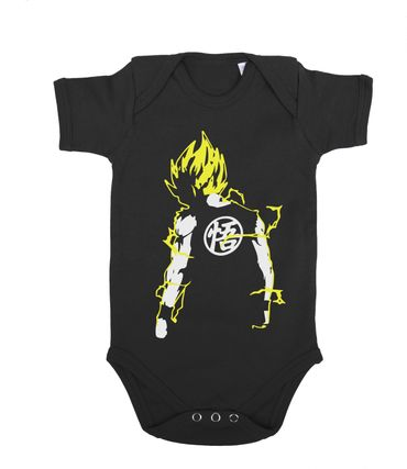 Super Saiyajin Baby Body – Bild 2