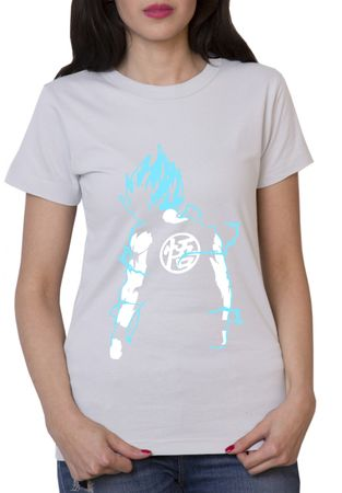 Super Saiyajin Damen T-Shirt