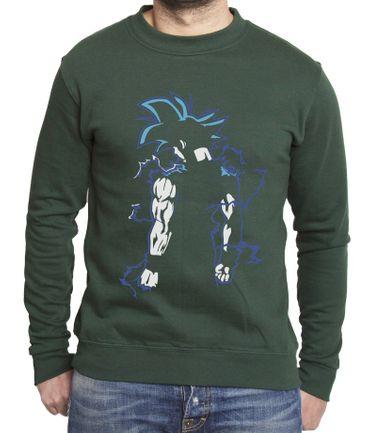 Goku Herren Sweatshirt – Bild 5