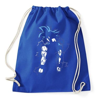 Goku Gym Bag Turnbeutel – Bild 1