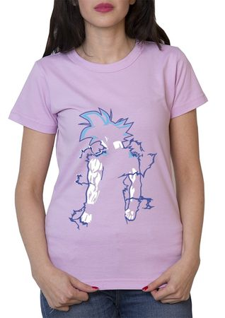 Goku Women's T-Shirt – Bild 5
