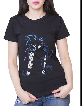Goku Women's T-Shirt – Bild 6