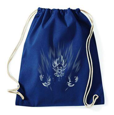 Scream Son Goku Gymnastics Gym Bag – Bild 6