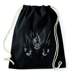 Scream Son Goku Gymnastics Gym Bag 001