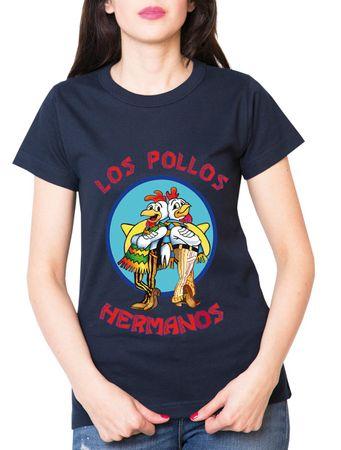 Los Pollos Women's T-Shirt – Bild 3