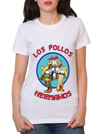 Los Pollos Women's T-Shirt – Bild 5