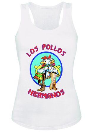 Los Pollos Women's Tank Top – Bild 3
