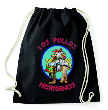 Los Pollos Gym Bag Turnbeutel – Bild 1