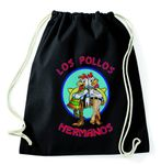 Los Pollos Gymnastics Gym Bag 001