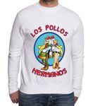 Los Pollos Men's Sweatshirt 001