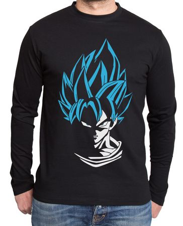 Super Son Goku Herren Long sleeve
