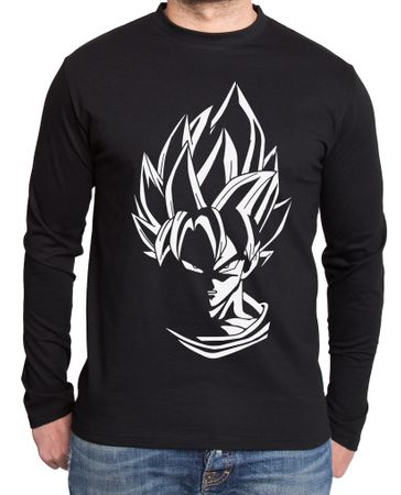 Super Son Goku Herren Long sleeve – Bild 8