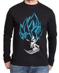 Super Son Goku Herren Long sleeve 001