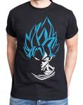 Super Son Goku Herren T-Shirt 001