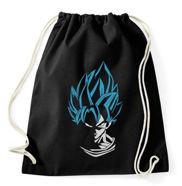 Super Son Goku Gymnastics Gym Bag – Bild 1