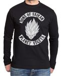 Planet Vegeta Herren Long sleeve 001
