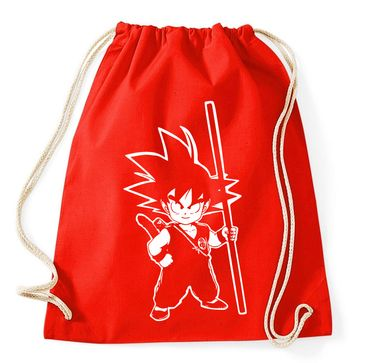 Son Goku Gymnastics Gym Bag – Bild 7
